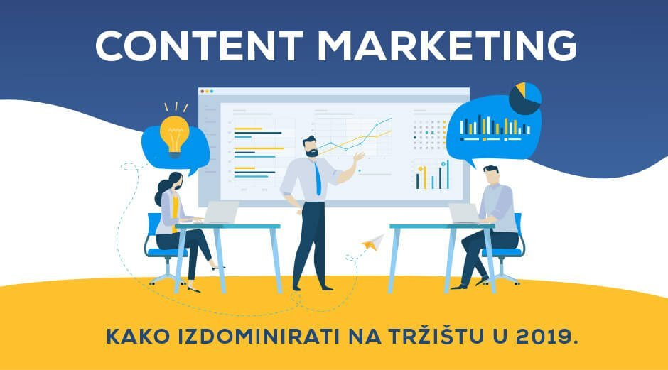 naslovna grafika za content marketing