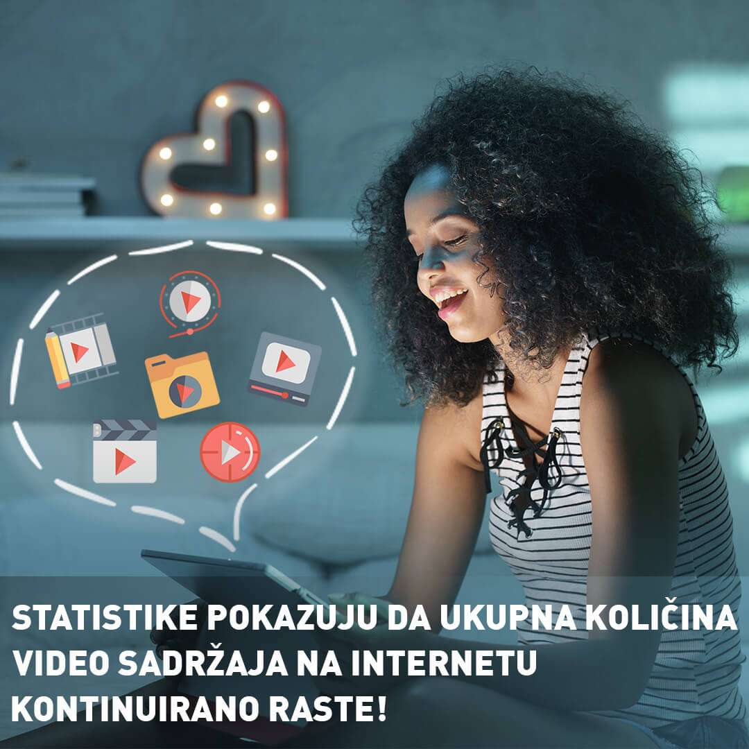 video marketing je sve zastupljeniji