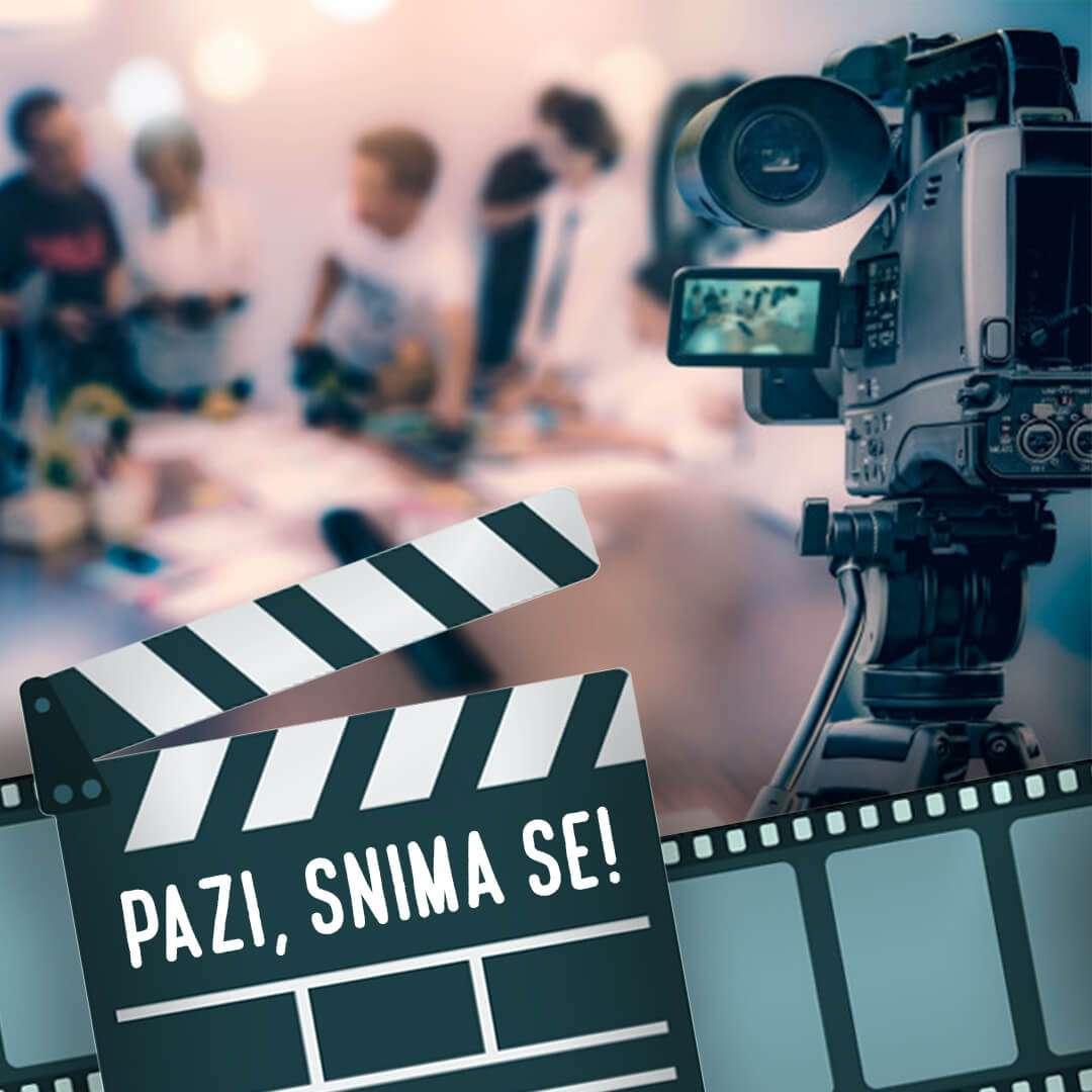 kako snimiti dobar video?